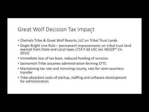 Shelter Bay Tax Forum Webinar Recording
