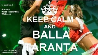 BALLA TARANTA Official Videoclip HD Pizzica Salentina Taranta Hit Musica Italiana 2014 by terrAnima