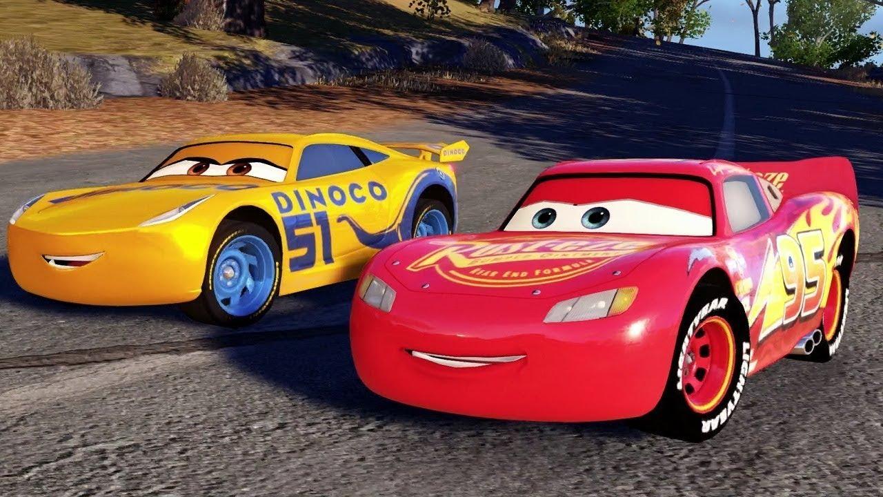 f1aa3335d لعبة فيلم كرتون السيارات كارز Cars movie Gameplay android and pc ...