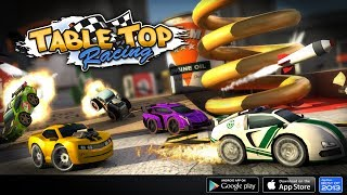 TABLE TOP RACING! iOS now FREE on the App Store!