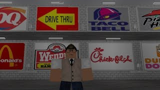 Fast Food Codes! | ROBLOX Welcome To Bloxburg