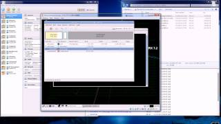 VirtualBox - How to Resize a Partition Using Gparted in Knoppix