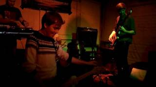 Wild Dogs In Winter - Salt Brother LIVE @ Waldmeister Solingen, Germany