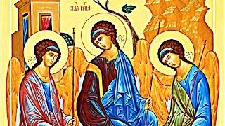 СВЯТАЯ ТРОИЦА. Музыкальное поздравление с праздником Святой Троицы. Пятидесятница.