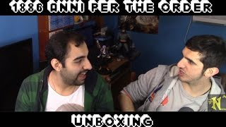 1886 anni per The Order ! - Unboxing -