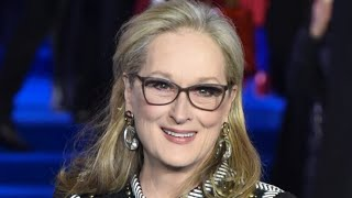 Meryl Streep's Transformation Is Seriously Turning Heads