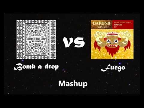 Bomb a drop - Garmiani vs fuego - Mike cervello Mashup