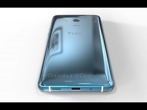 HTC U11 Plus Render Video and Specs NO BEZEL   Samsung Bixby 2.0 Details
