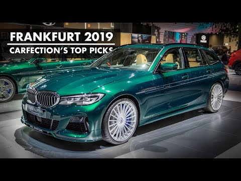 Our Top Picks From The 2019 Frankfurt Motor Show | Carfection