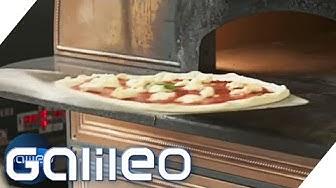 Diese italienische Tiefkühlpizza soll den Pizzamarkt revolutionieren | Galileo | ProSieben