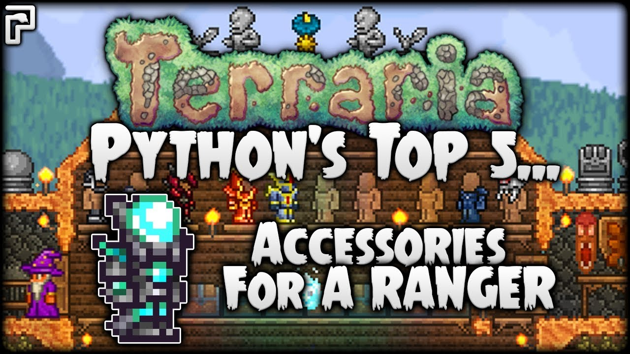 Terraria  Top 5 Terraria Accessories for Rangers PCXBOX