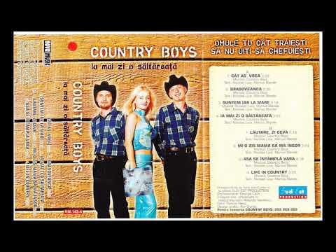 Country Boys - Mi-o zis mama sa ma insor