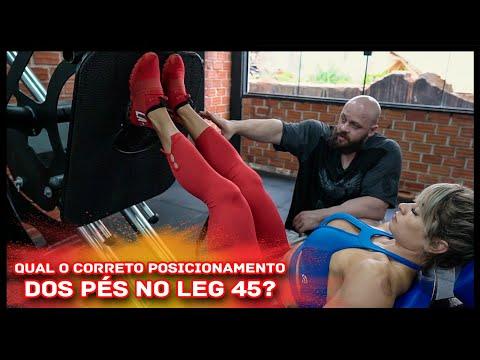 POSIÇÃO DOS PÉS NO LEG 45 | FABRICIO PACHOLOK