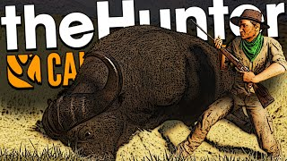 The Hunter Call Of The Wild | SHAKING OFF THE RUST!!