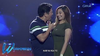 Wowowin: Willie Revillame wants to date a 23-year old Filipino-Indian lady! (with English subtitles)
