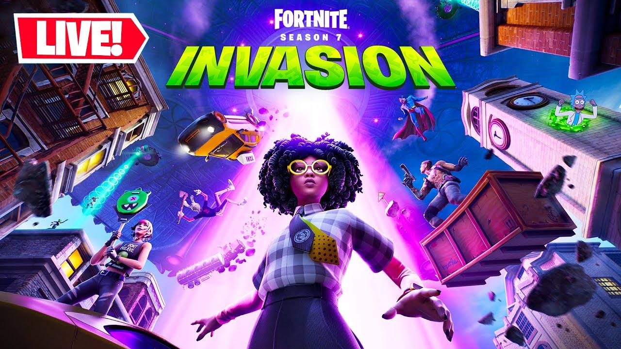 Download *NEW* Fortnite SEASON 7 Gameplay! (Full Battle Pass)