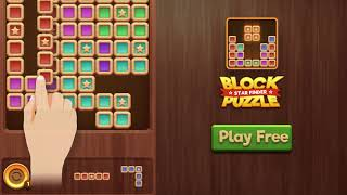 Test Your Brain on Block Puzzle: Star Finder!⭐️