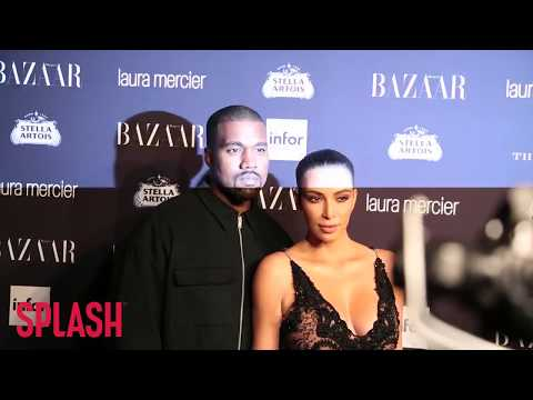 Kim Kardashian and Kanye West Hire Surrogate For 3rd Baby | Splash News TV