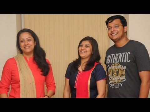 Excited to meet my favorite JO(Jyothika)|Aasai