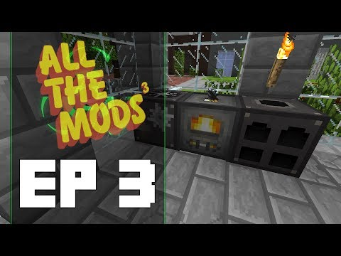 ATM 3: The Lost Cities Ep 3 | Powering Up | Dolinmyster Play