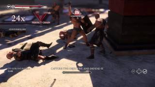 Ryse: Son of Rome - Multiplayer test
