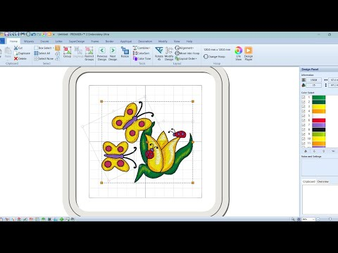 SESSION 2b of 10: Lettering in the FREE Premier+™ 2 Embroidery Module  Course!