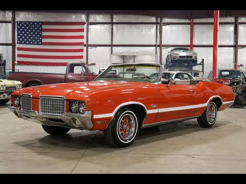 GR Auto Gallery: 1972 Oldsmobile Cutlass Walk Around + Underside