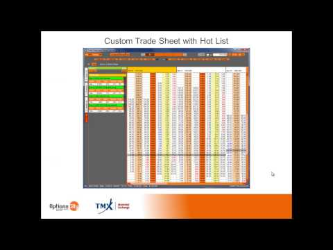 WEBINAR: Trading Canadian Short-Term Interest Rate Options