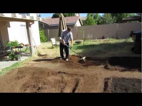How To Build Your Own Backyard Garden   Part 1
