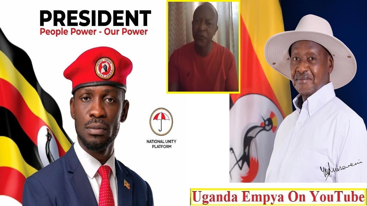 Frank Gashumba - Bobi Wine can't Out Seat Museveni Through Elections