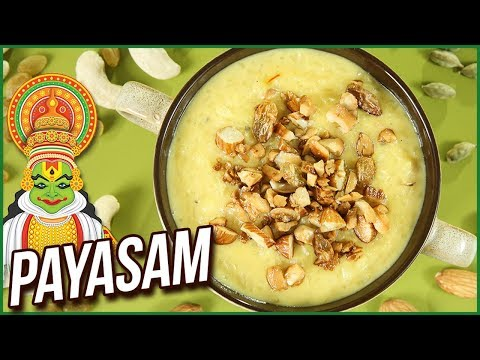 Payasam Recipe - How To Make South Indian Kheer - Indian Sweet Recipe - Varun - Rajshri Food