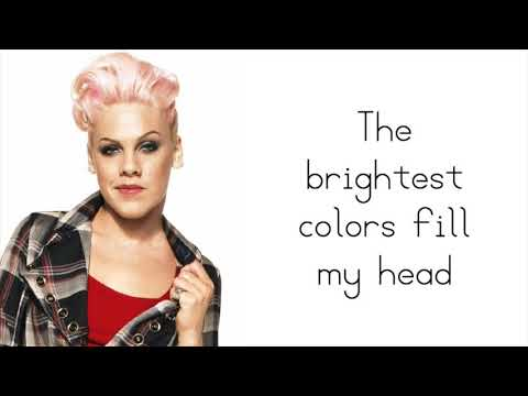 A million dreams lyrics ~ Pink