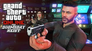 GTA 5 DLC - THE DOOMSDAY HEIST *SECRET AGENT RESCUE* // ACT 3, PART 1!! (GTA 5 Online Heists)