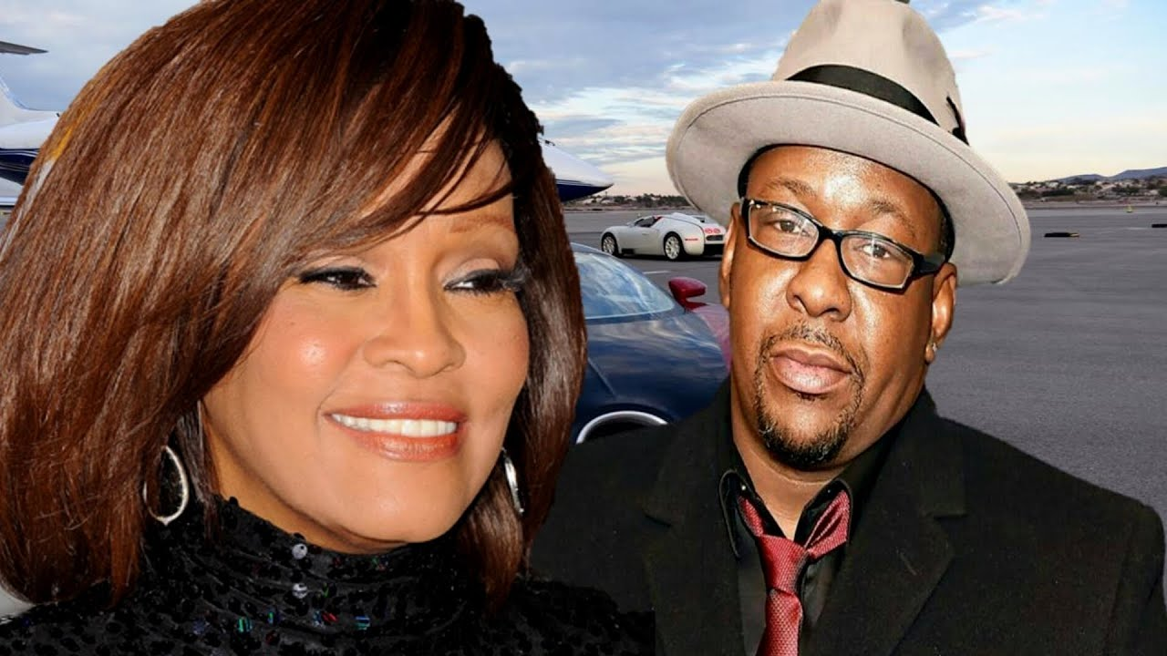 Beautiful women who have dated Bobby Brown.