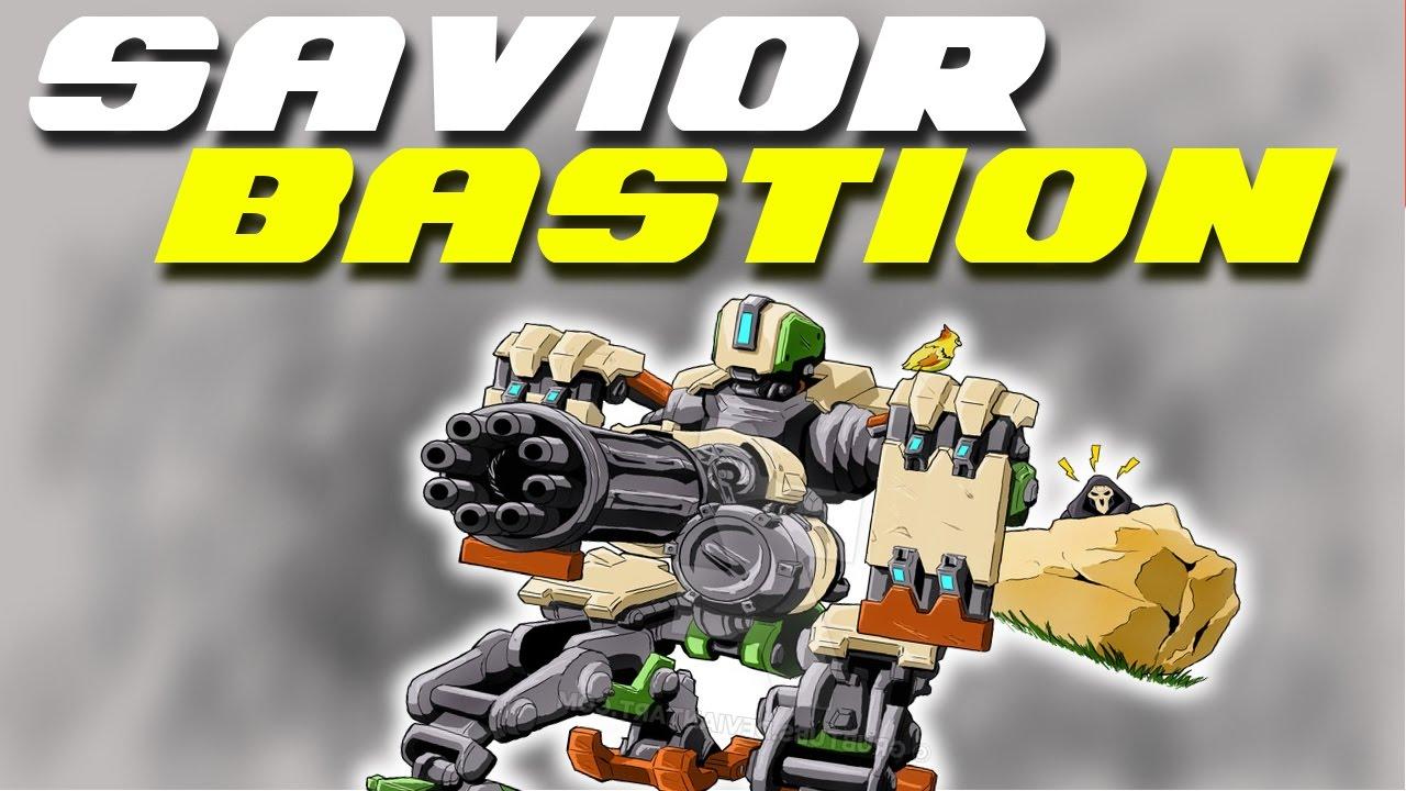 geweldige prijzen grote korting gratis verzending Why The BASTION BUFF Could Be Exactly What We Need!!! - Overwatch Bastion  Buff Update Change