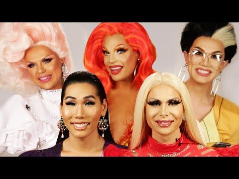 The Queens Of RuPauls Drag Race All Stars 4 Take A BuzzFeed Quiz