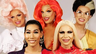 "The Queens Of ""RuPaul"