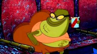The Butt of Bubble Bass