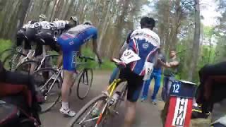 Групповая шоссейная гонка г.Ульяновск