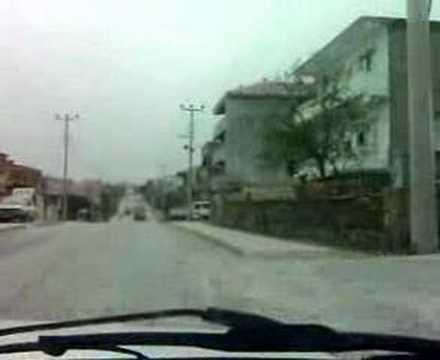 çanakkale ayvacık yolu