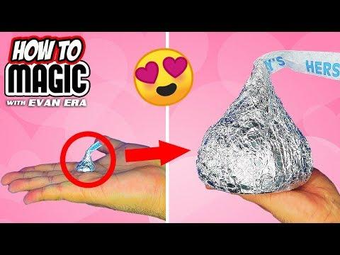 7 SWEET Magic Tricks for Valentine's Day