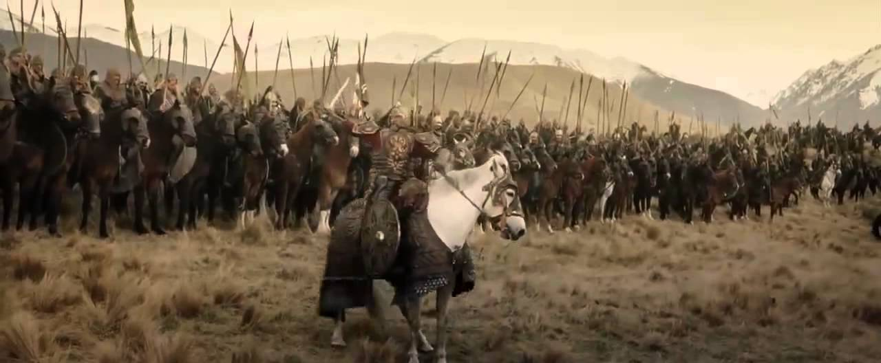 Horse Riding Wallpaper Hd Gospodar Prstenova Najbolja Scena Hd 720p Youtube