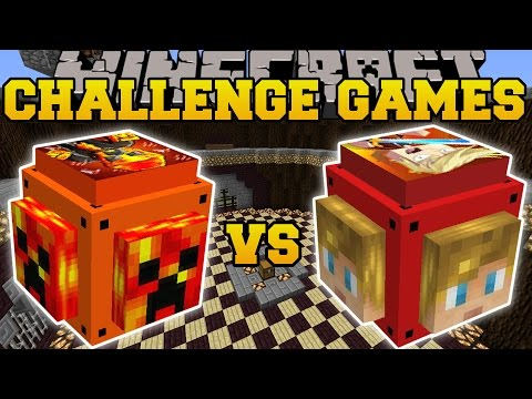 Thumbnail: Minecraft: PRESTONPLAYZ VS LACHLAN CHALLENGE GAMES - Lucky Block Mod - Modded Mini-Game