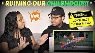 10 THEORIES ABOUT NICKELODEON SHOWS THAT WILL RUIN YOUR CHILDHOOD!!!!