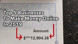 Top 5 Best Business Models To Make Money In 2019 | Make Money Online
