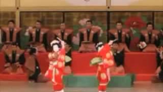 Tamasaburo Kabuki---坂東玉三郎---日本歌舞伎----鏡狮子-5
