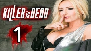 Two Best Friends Play Killer Is Dead Part 1 Youtube