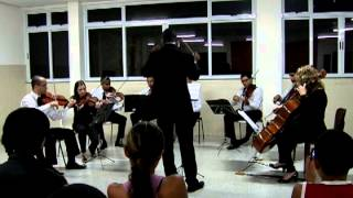Grupo Sinfonietta - Concerto for strings in D major (RV 121)