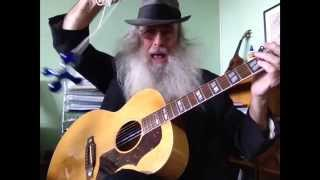 Guitar Lesson - Open G Tuning. I Will Turn Your Money Green By Furry Lewis