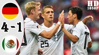 Download Video Germany vs Mexico 4 - 1 |All goals & Highlights | Full HD MP3 3GP MP4